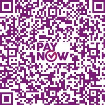 Payment Options    1. Bank Transfer UOB 422-306-717-9 or  2. Scan the above QR Code  A confirmation email will be sent to you within 3 working days.