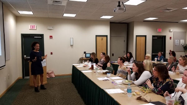 North Central Chamber of Commerce Women's Leadership Luncheon: Power Presenter Training