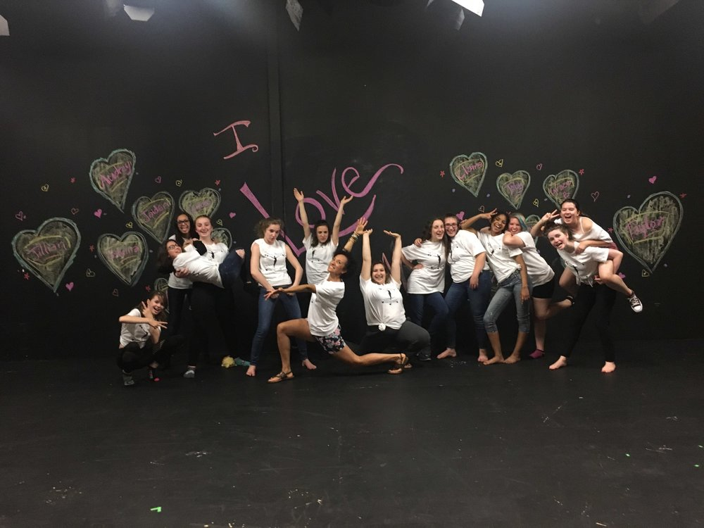 I Love Me Dance Recital 2018