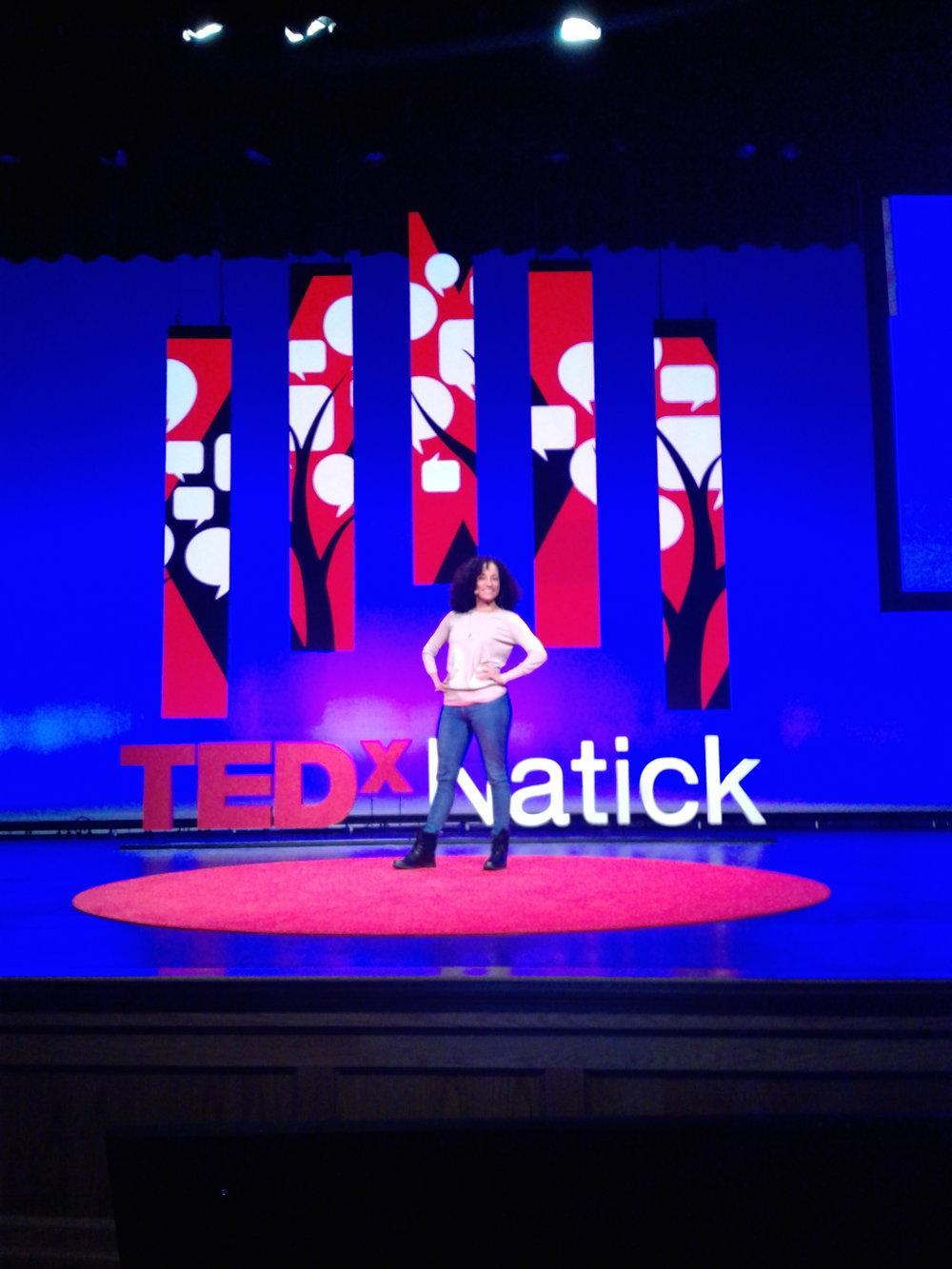 Tedx Natick 2018