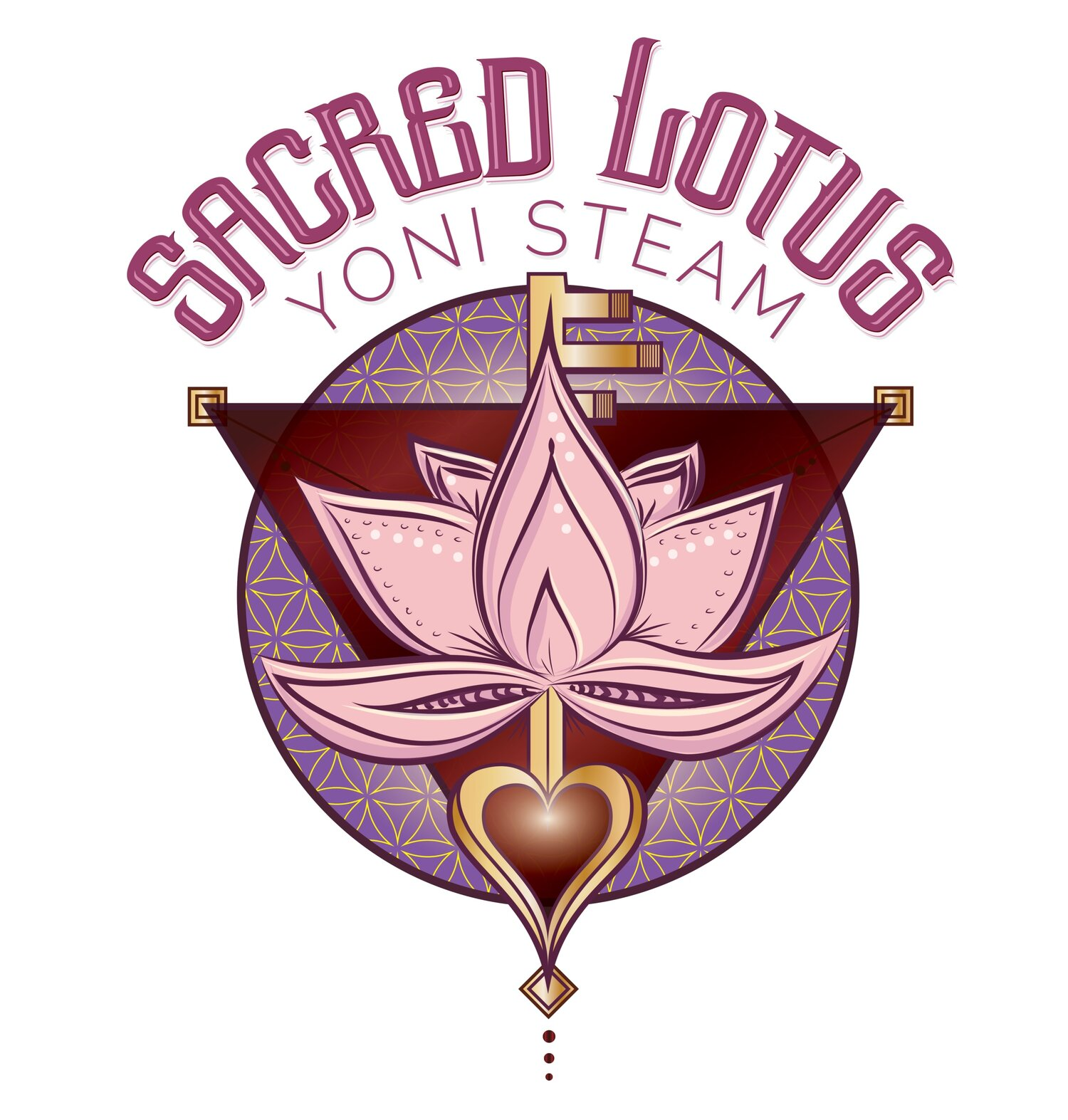 Sacred Lotus Yoni Steam