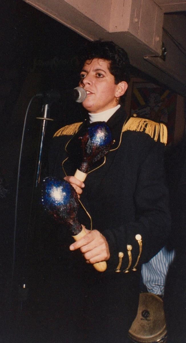"""Maria Medina Serafin """"La Unica"""""""
