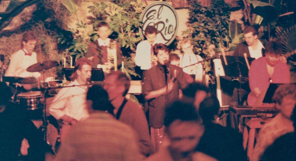 Sinigual Live at El Rio 1992