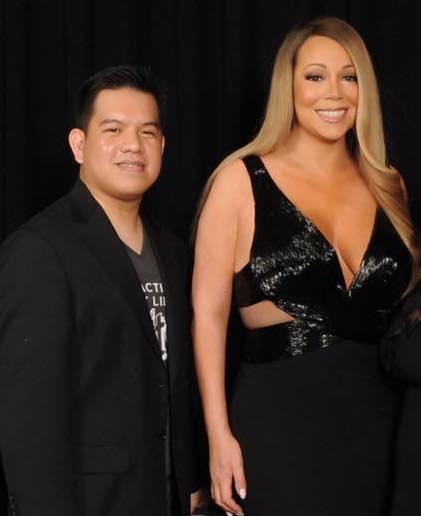 Me and Mariah, May 16, 2015