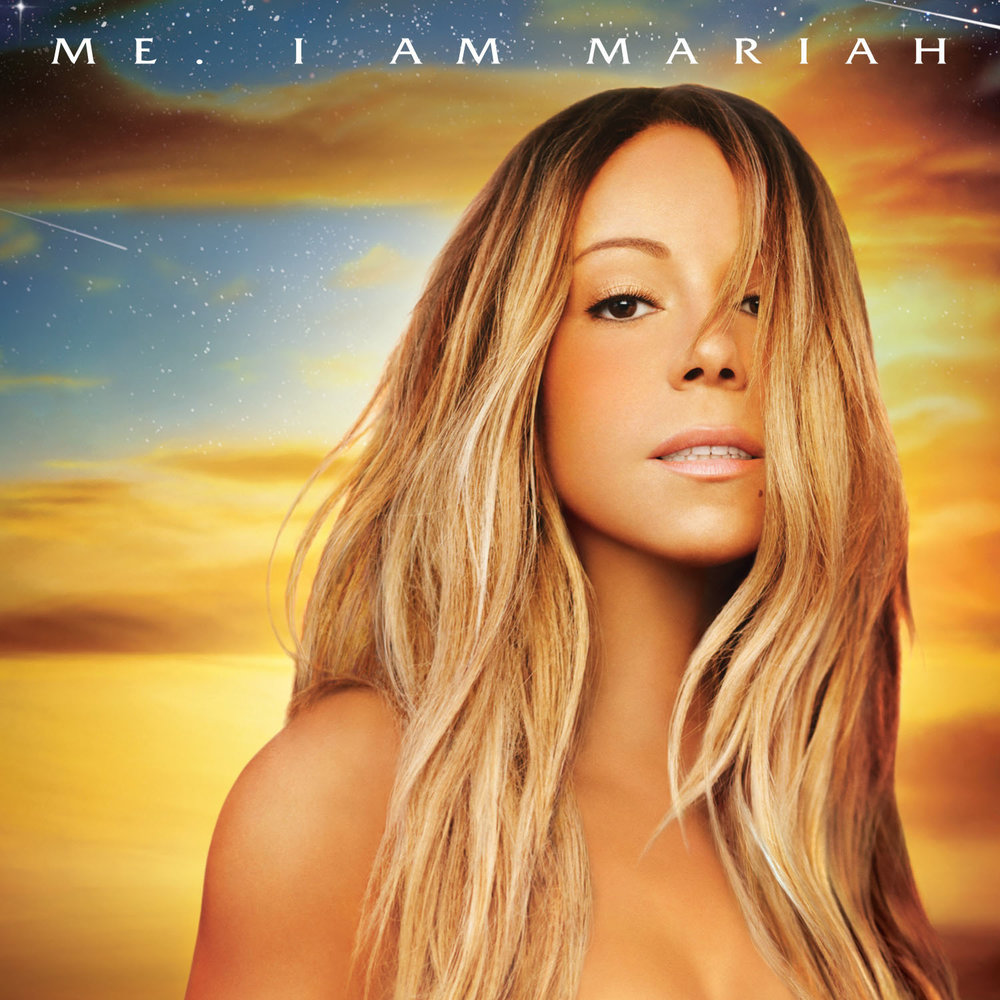Me. I Am Mariah... The Elusive Chanteuse (2014)