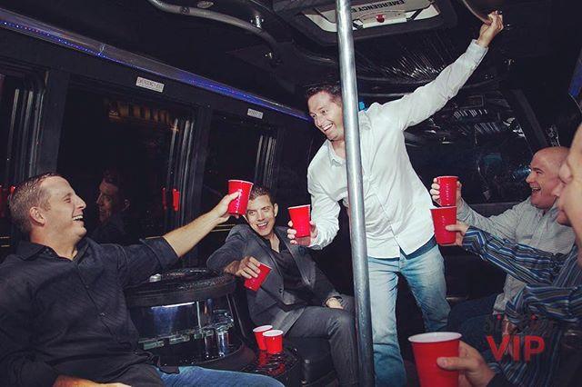 Genuine. Vegas. Fun. #SinCityVIP #VegasPartyBus
