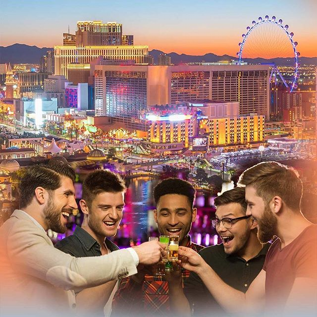 Cheers to Vegas 🍻 #SinCityVIP