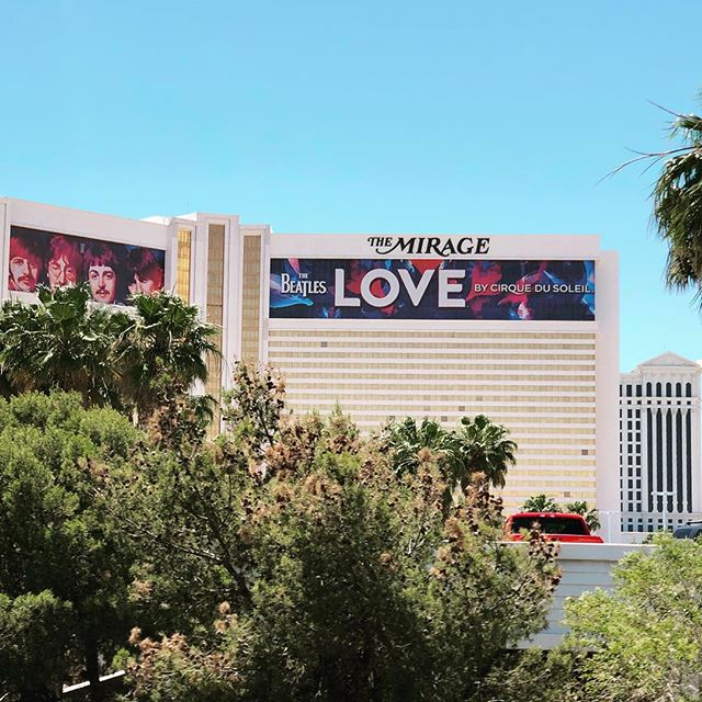 Another beautiful day in Las Vegas #LOVE