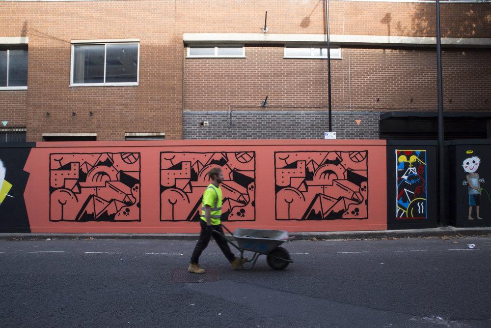 17. Final Hoarding Bream Street Darren John Wharf Pic Credit Kai Raisbeck.jpg