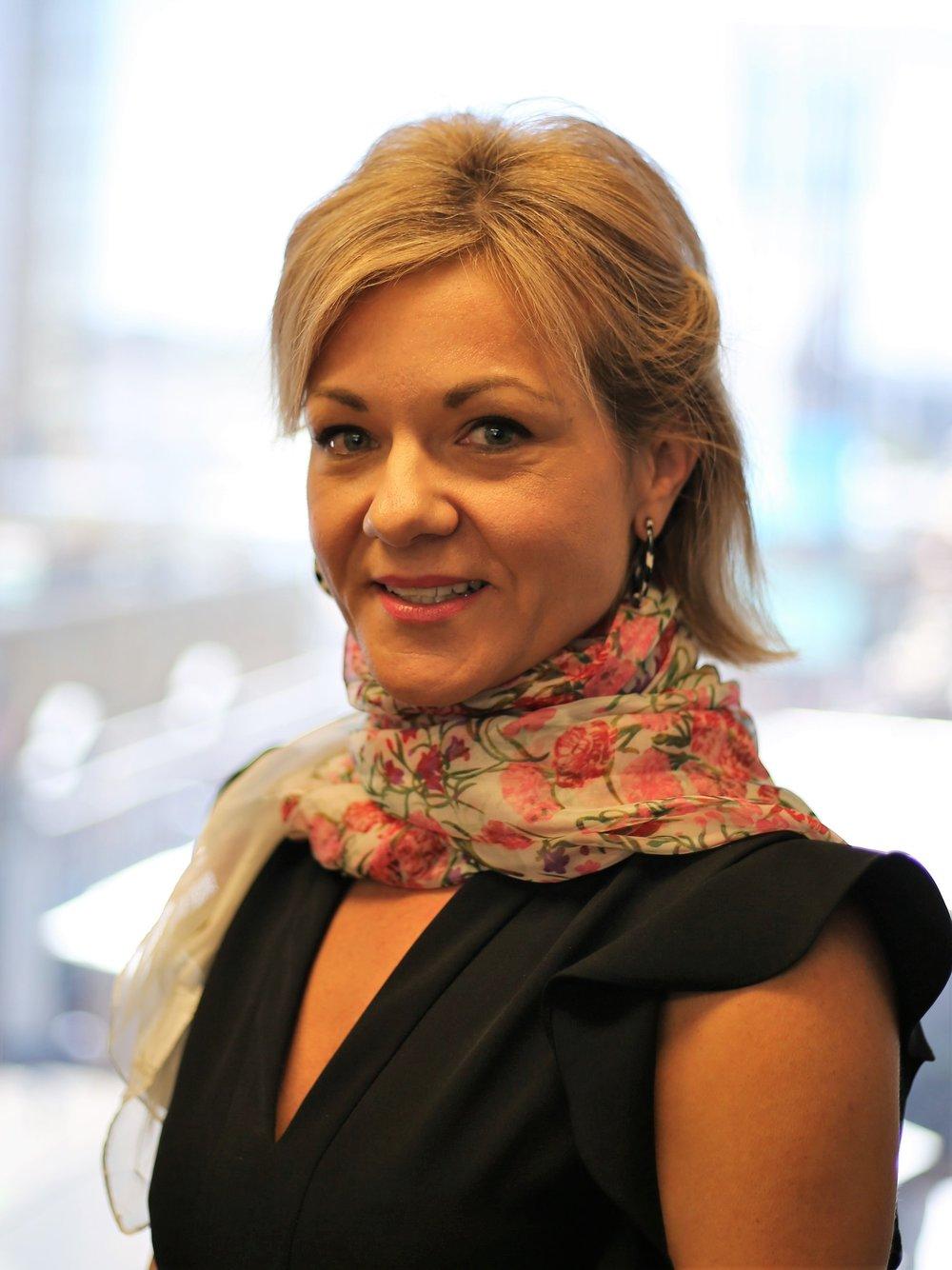 Sarah-Jane Sharp, Project Manager Path of Hope   >>>BIO