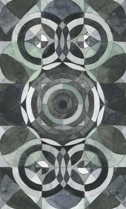 Gray Mandala, IX