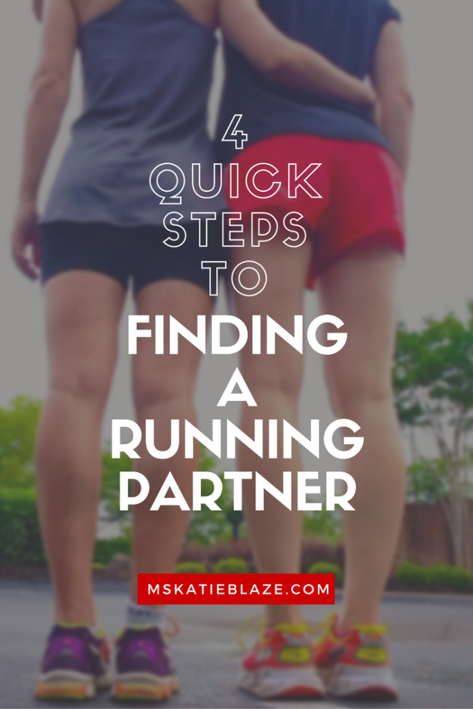 find a running partner