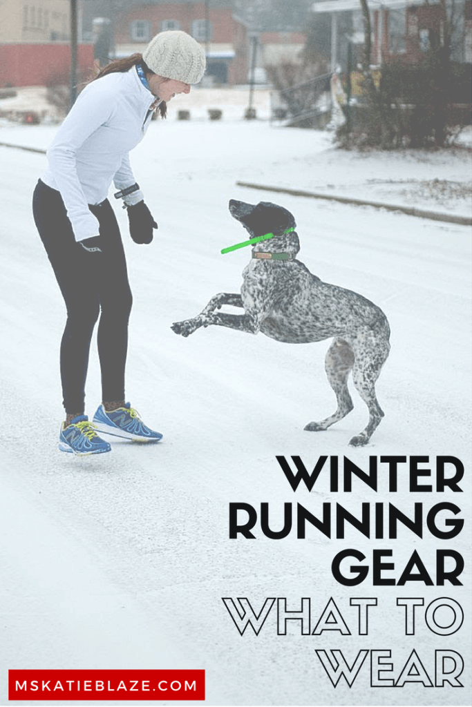 While it's been a mild fall, the temperatures are dropping quickly, and having the right winter running gear can make getting out the door in the early morning much easier!