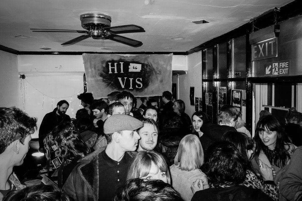 A snap from the Hand Job Zine anthology launch night. Uniting poetry and people in a party atmosphere.