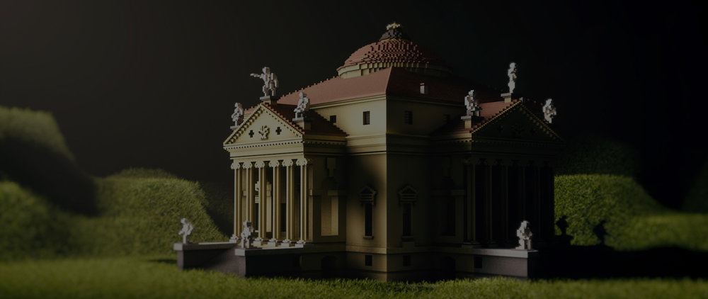 Palladian Minecraft - RIBA