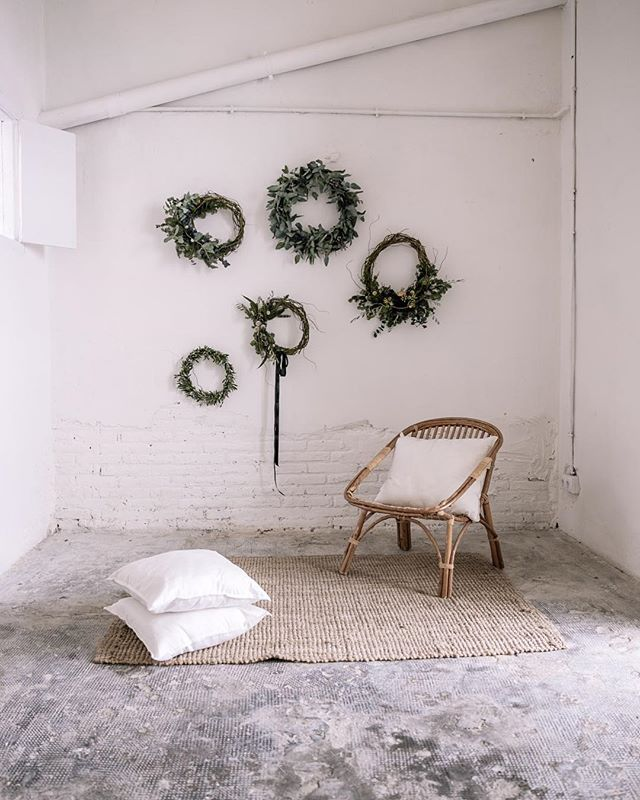 White, calm and nature. Styling & art direction for the christmas campaign at @alblancatelier 📷 @iammartaguillen