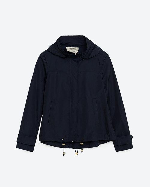 Zara jacket, zara.com