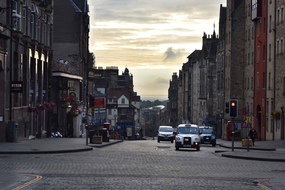 Old Town, Edinburgh, Scotland. Image©thingstodot.com