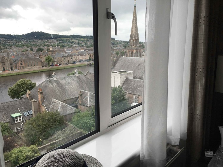 Mercure Inverness, Scotland. Image©thingstodot.com