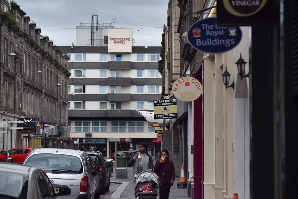 Inverness, Scotland. Image©thingstodot.com