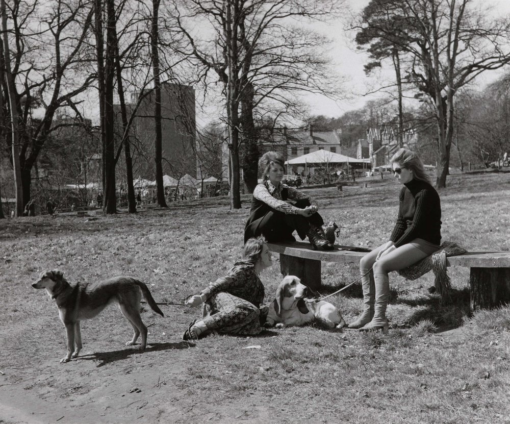 Hampstead Heath©Dorothy Bohm