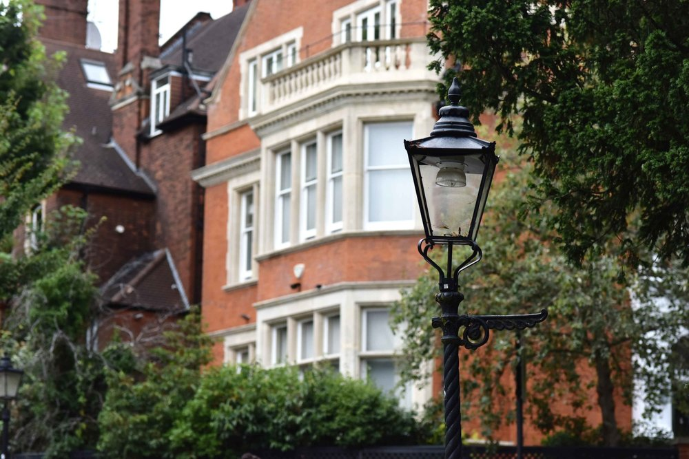 Church Row, Hampstead Heath, London. Image©thingstodot.com