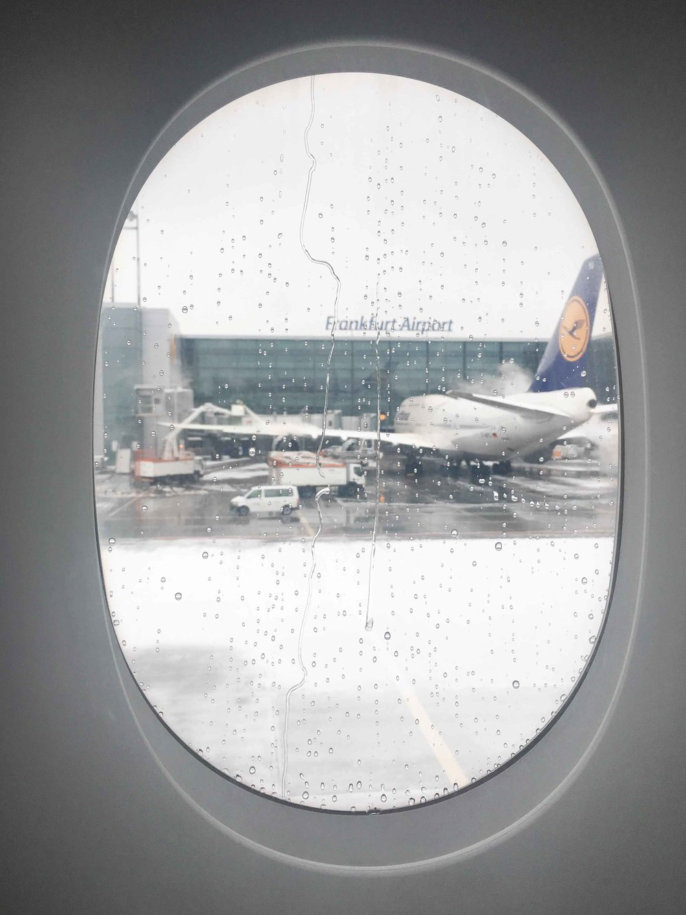 Frankfurt airport. Image©thingstodot.com
