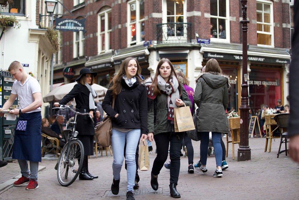 De Drie Graefjes, Amsterdam. Photo: Fabio Ricci. Image©thingstodot.com