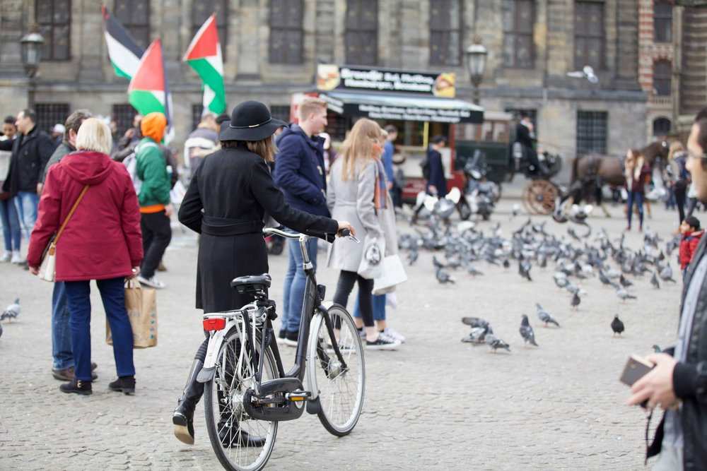 Dam Square, Amsterdam. Photo: Fabio Ricci. Image©thingstodot.com