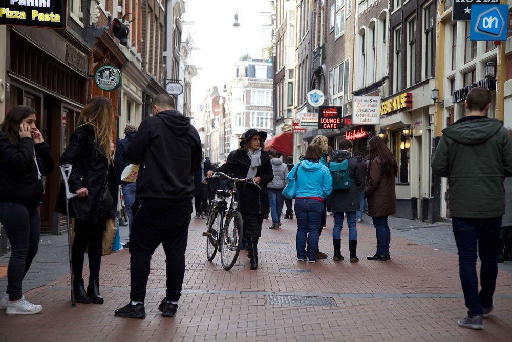 Nieuwendijk Street,Amsterdam. Photo: Fabio Ricci. Image©thingstodot.com