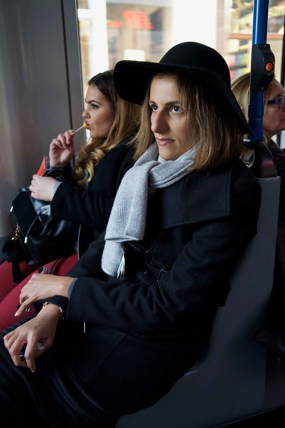 Tram ride, Amsterdam. Photo: Fabio Ricci. Image©thingstodot.com