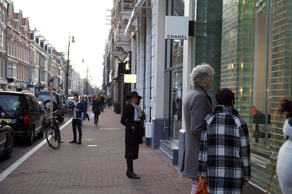 Luxury shopping, Amsterdam.Photo:Fabio Ricci. Image©thingstodot.com