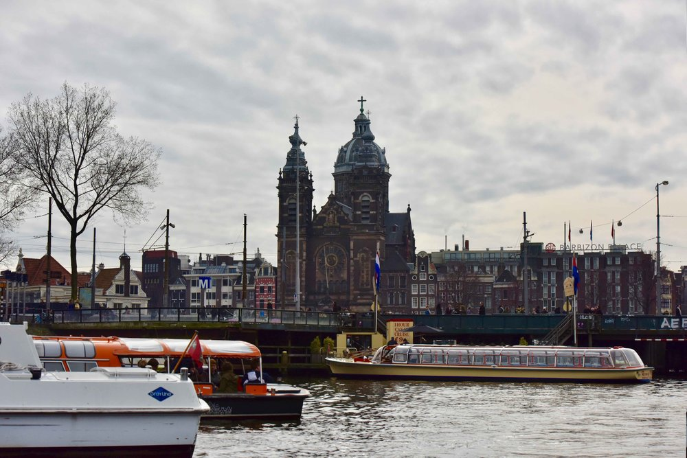 St. Nicolaaskerk,Amsterdam. Image©thingstodot.com