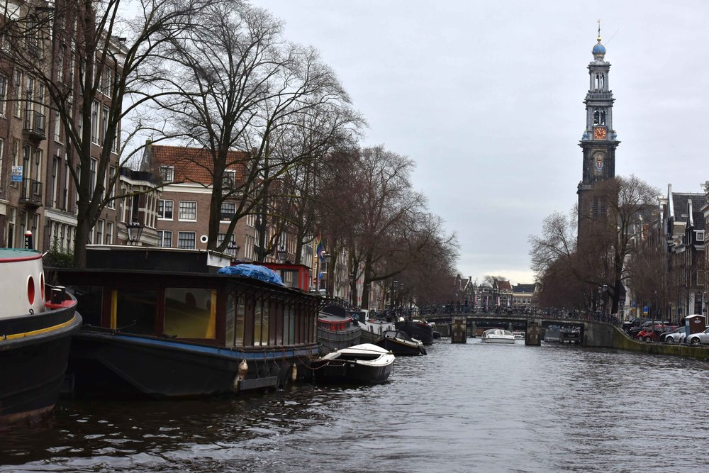 Houseboats, Amsterdam. Image©thingstodot.com