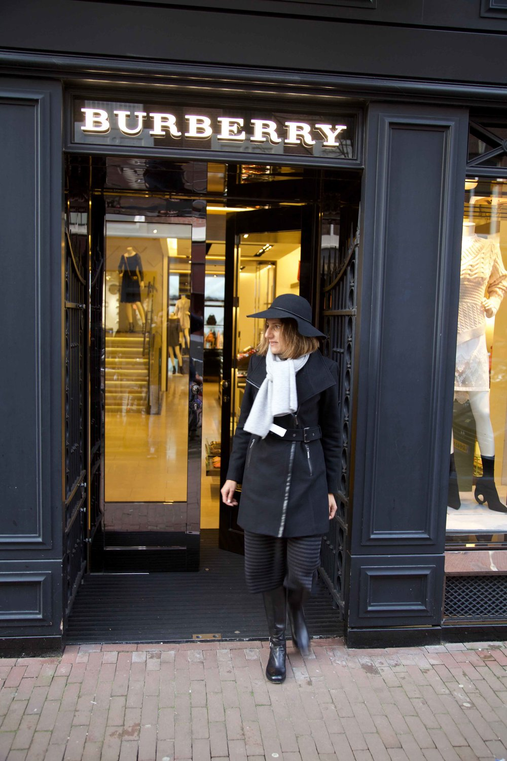 Burberry, Amsterdam. Photo: Fabio Ricci. Image©thingstodot.com