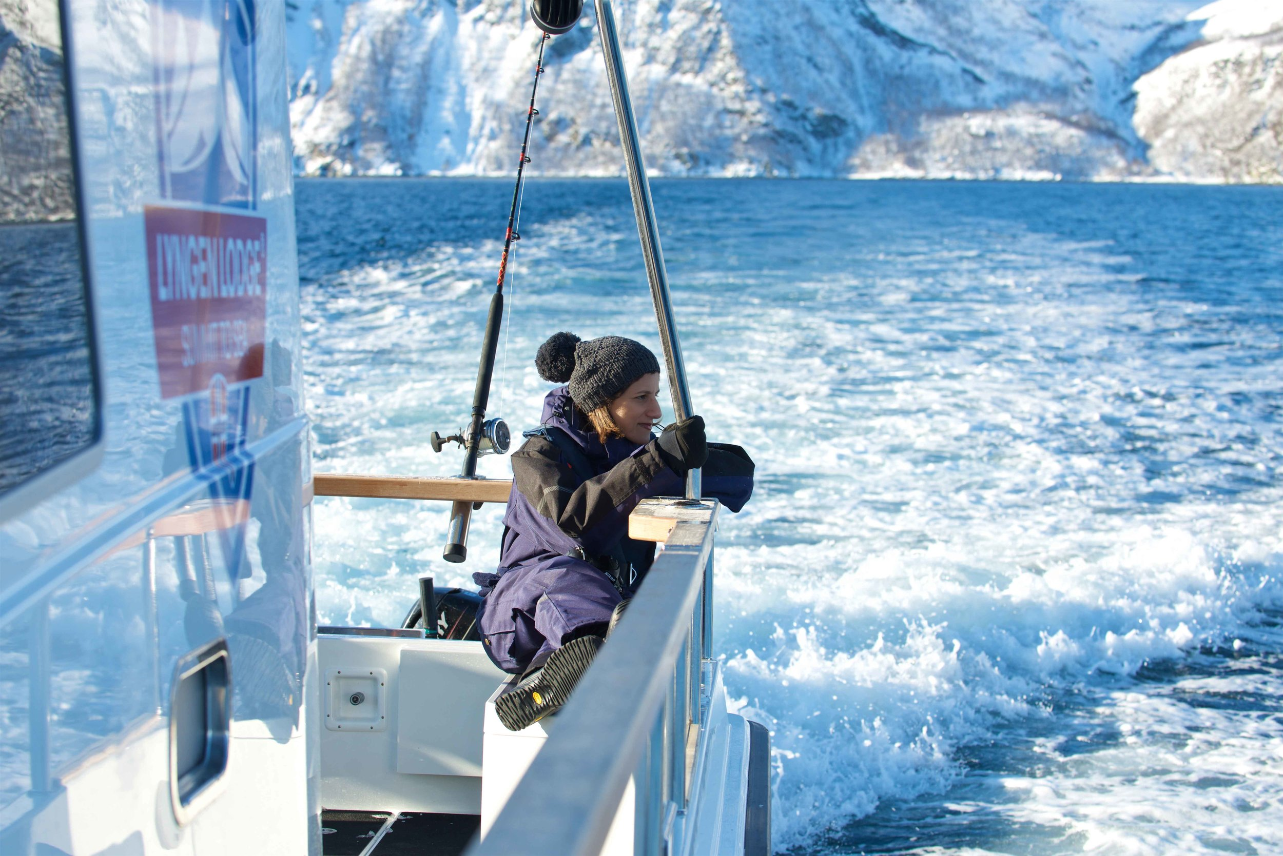 Things to do in the Arctic Circle, Norway: A boat cruise through