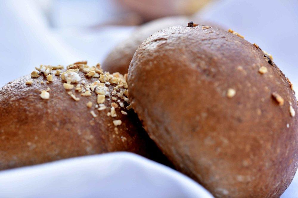 Freshly baked bread, Village Café,Park Hyatt, beach resort, Goa, India. Image©thingstodot.com
