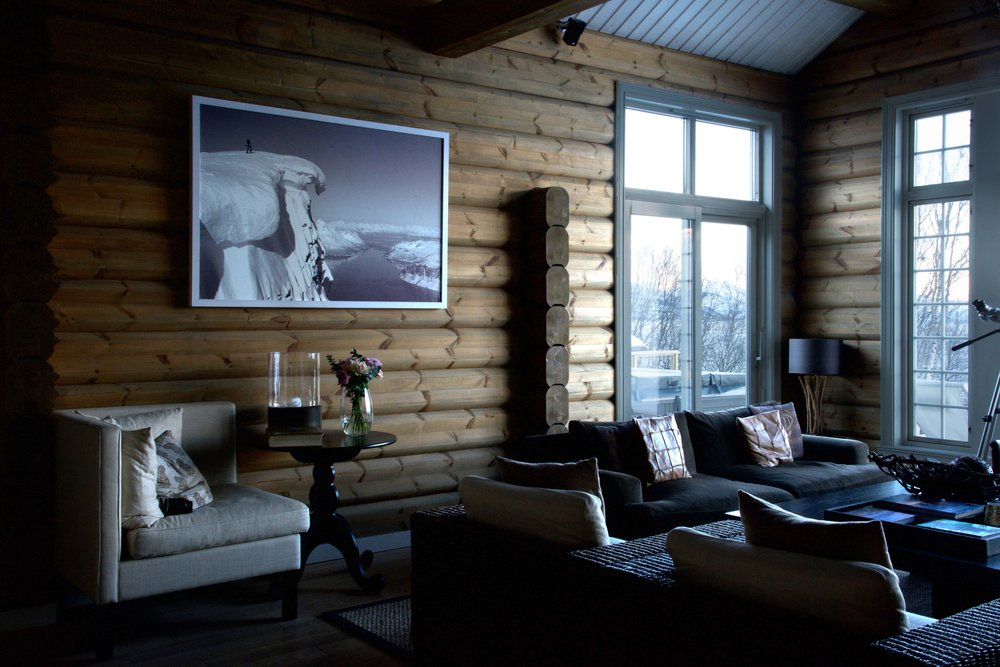Lyngen Lodge, Arctic Circle, Norway. Image@thingstodot.com