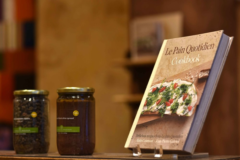 Le Pain Quotidien, Americana at Brand, Los Angeles, USA. Image©thingstodot.com
