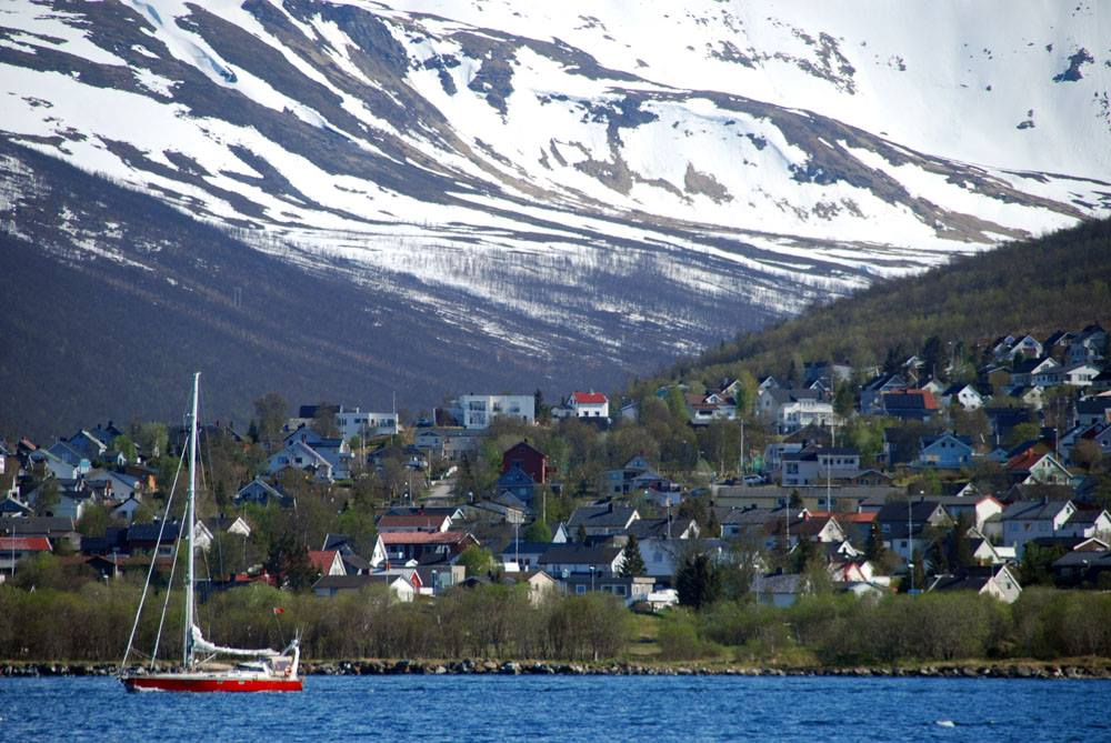 Tromso, Norway. Photo: Youssef Amaaou. Image©Youssef Amaaou