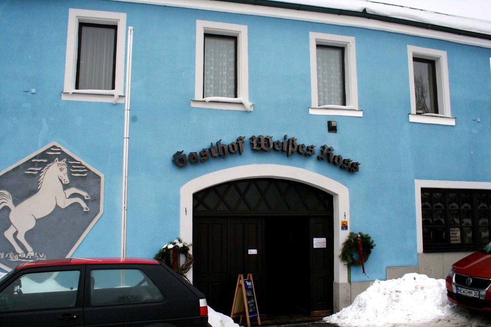 Hotel Weisses Ross, Konnesreuth, Germany. Image©thingstodot.com