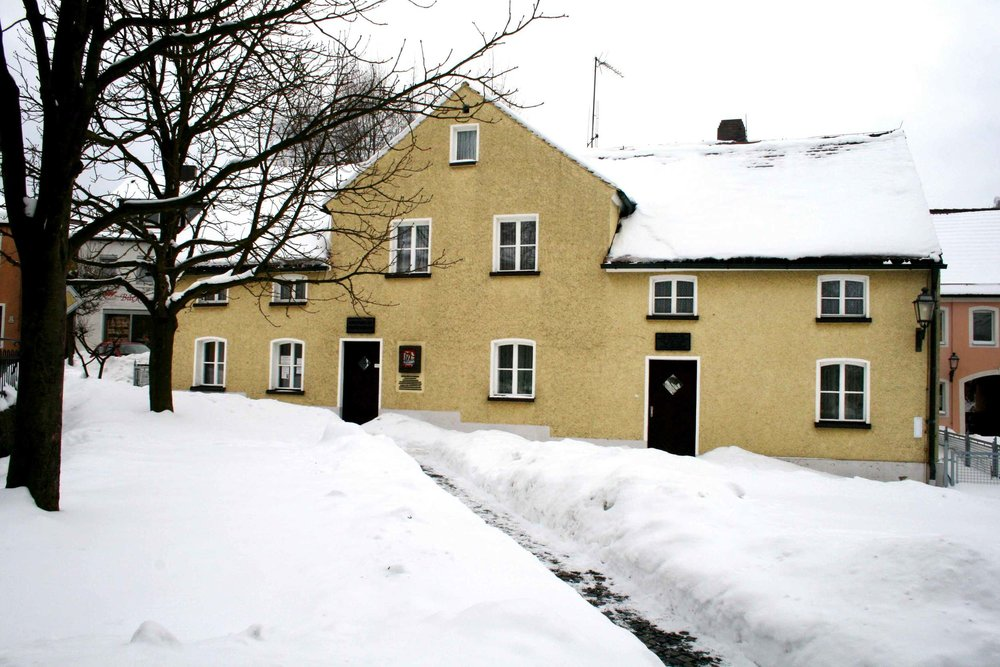 House of Saint Therese Neumann, Konnesreuth, Germany. Image©thingstodot.com