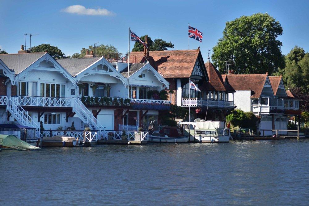 Henley-On-Thames, river cruise, UK. Image©thingstodot.com