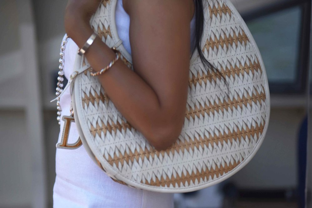 Dior shoulder bag,Henley-on-Thames, UK. Image©thingstodot.com