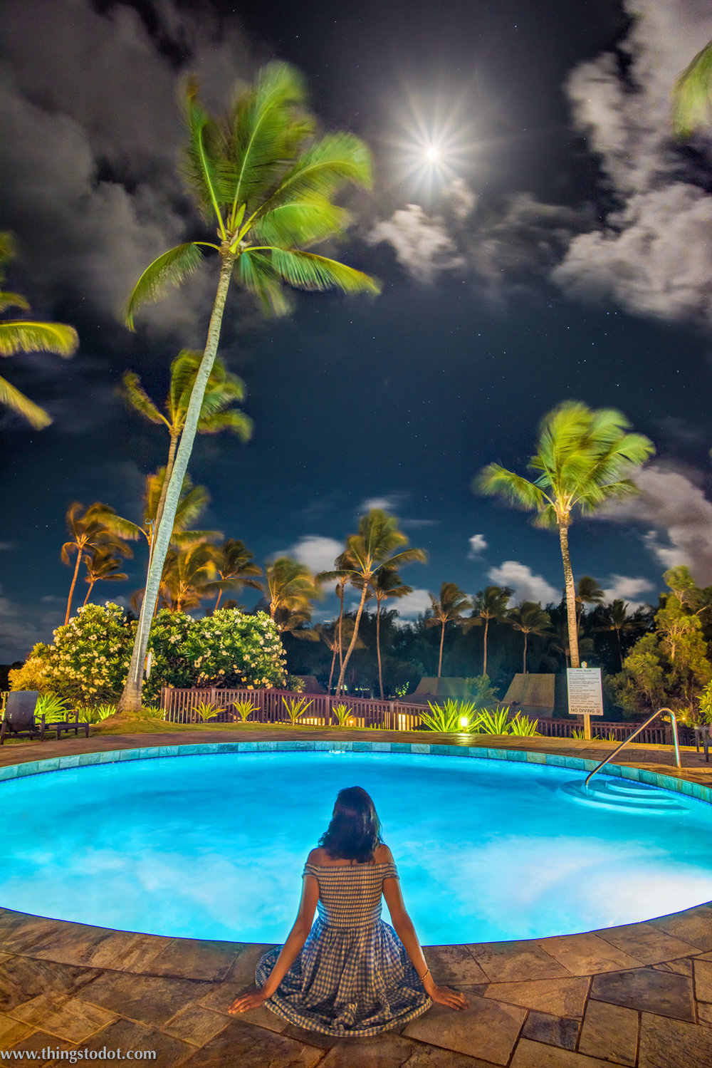 Hilton Garden Inn, Kapaa, Kauai, Hawaii. Photo: Patrick Kelley, www.pk-worldwide.com. Image©www.thingstodot.com