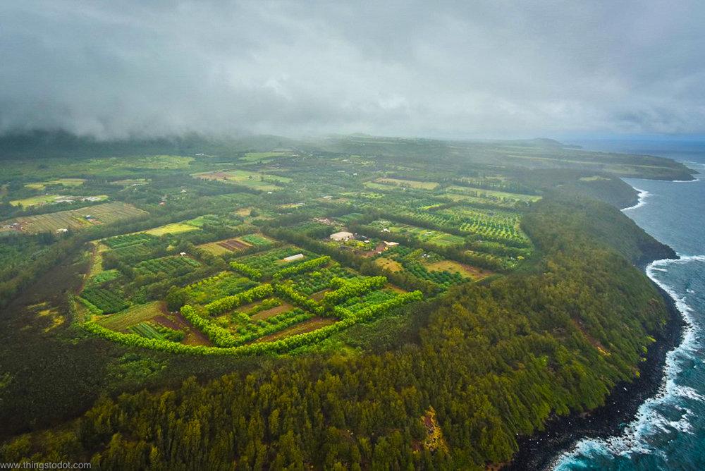 Kauai, Hawaii, aerial view, Jack Harter Doors Off Helicopter Tour. Image©www.thingstodot.com