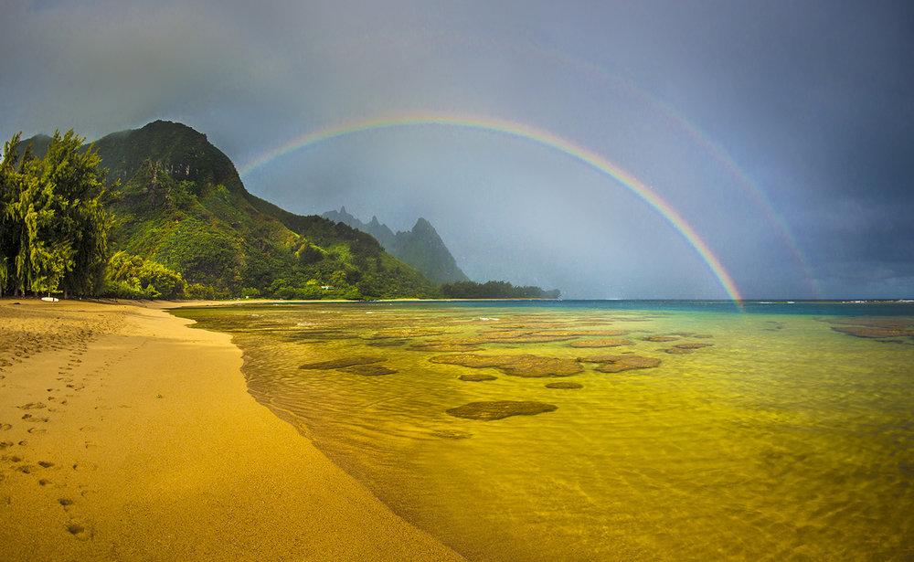 Tunnels Beach,Makua Beach, Kauai, Hawaii. Photo: Patrick Kelley (www.pk-worldwide.com). Image©www.pk-worldwide.com