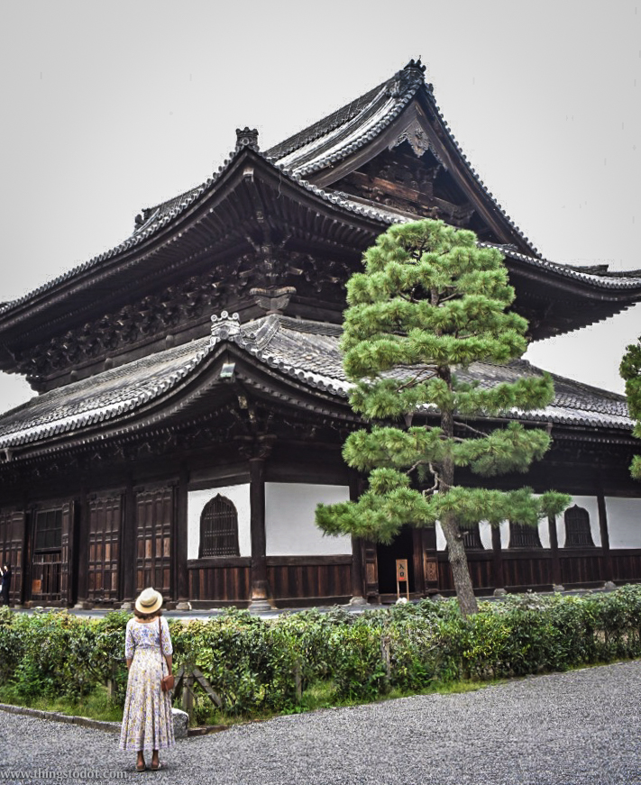 Kenin-ji Temple, Kyoto, Japan. Image©www.thingstodot.com