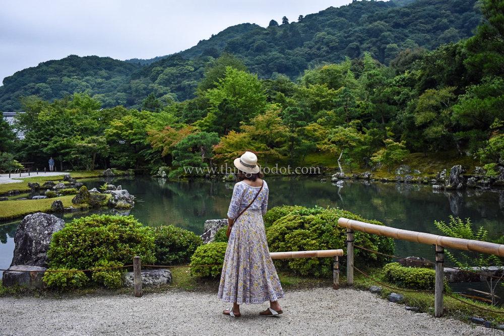 Tenryu-ji Temple, Kyoto