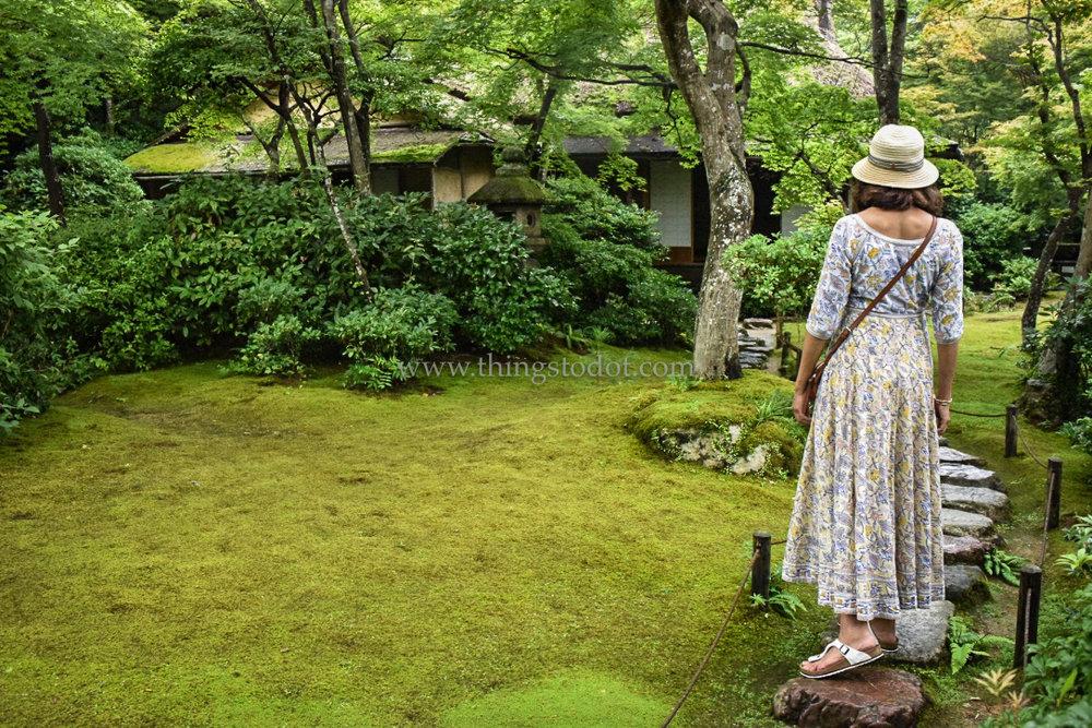 Okochi Sanso Villa, Kyoto
